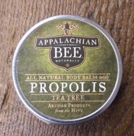 Appalachian Bee Tea Tree Body Balm with Propolis