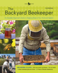 Backyard Beekeeper by Kim Flottum