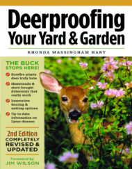 deerproofing your yard and garden