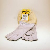 Goatskin Beekeeper Gloves leather beekeeping gloves