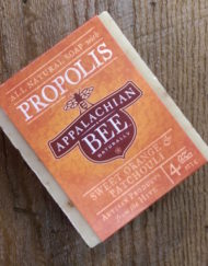 Sweet Orange and Patchouli Soap with Propolis