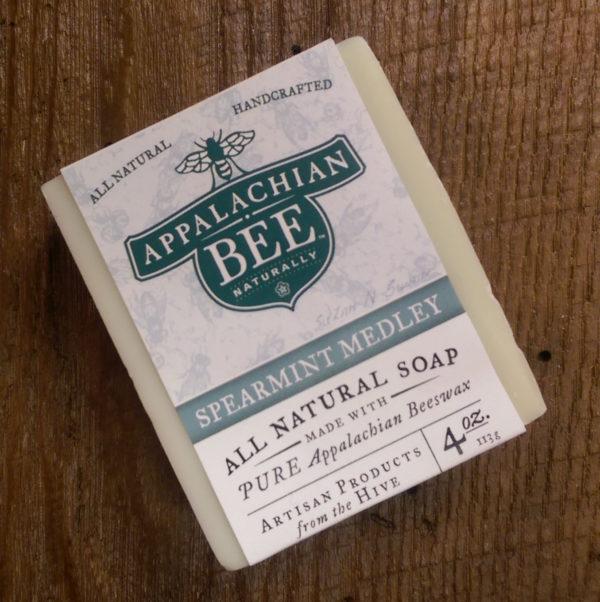 Spearmint Medley Soap