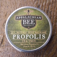 Appalachian Bee Tea Tree Body Balm with Propolis