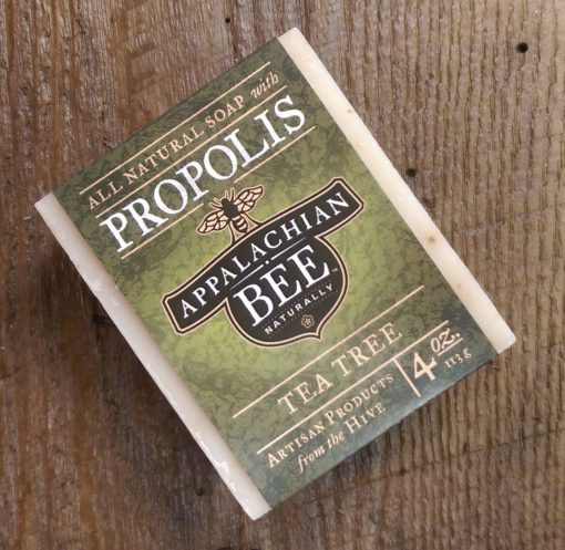 Tea Tree Soap with Propolis