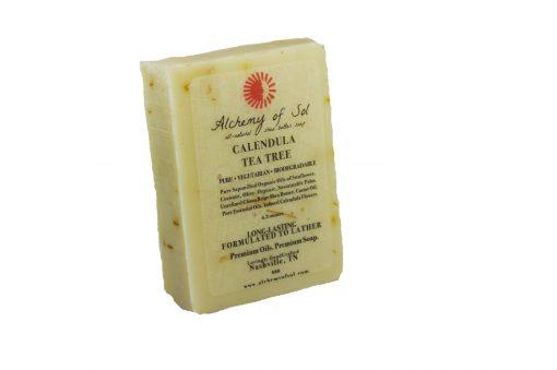 Calendula Tea Tree Soap