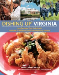 dishing up Virginia cookbook