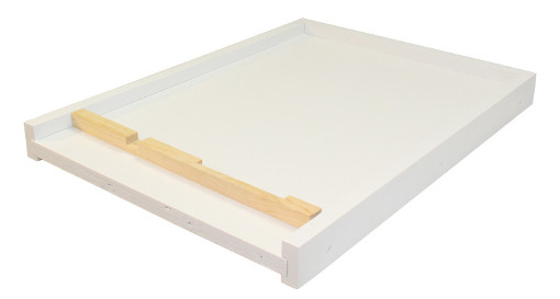 ww316 painted solid bottom board