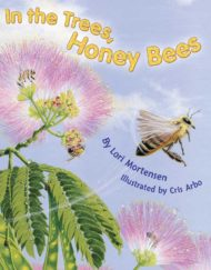 in the trees, honey bees children book