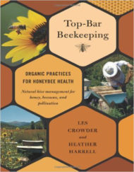 top bar natural beekeeping