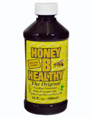 honey b healthy 16 oz