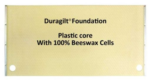 Dadant Duragilt Foundation
