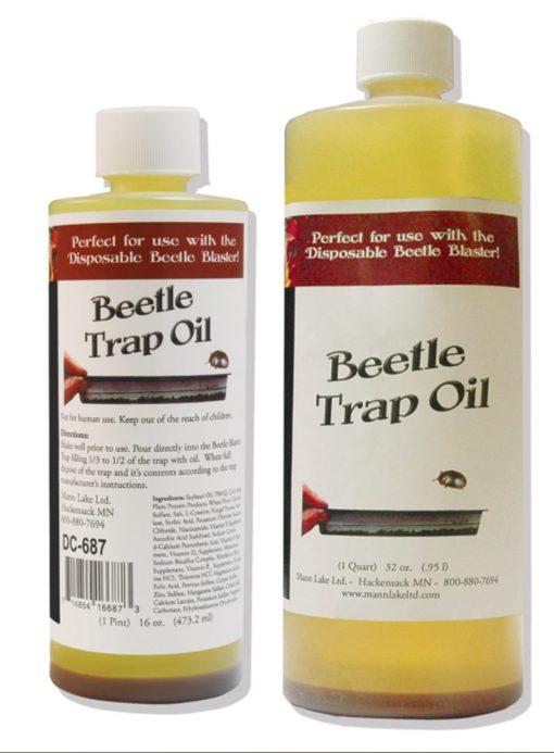 dc687 beetle oil beetle trap oil
