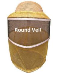 beekeeper round veil