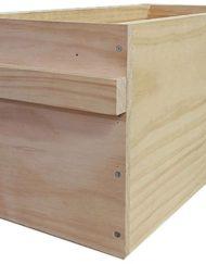 NB500 nuc hive box hive body