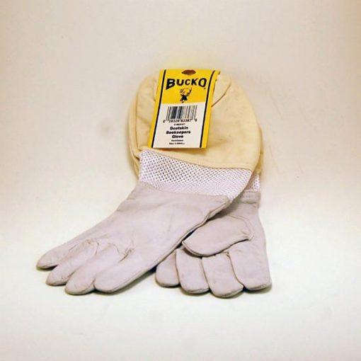 Goatskin Beekeeper Gloves leather beekeeping gloves