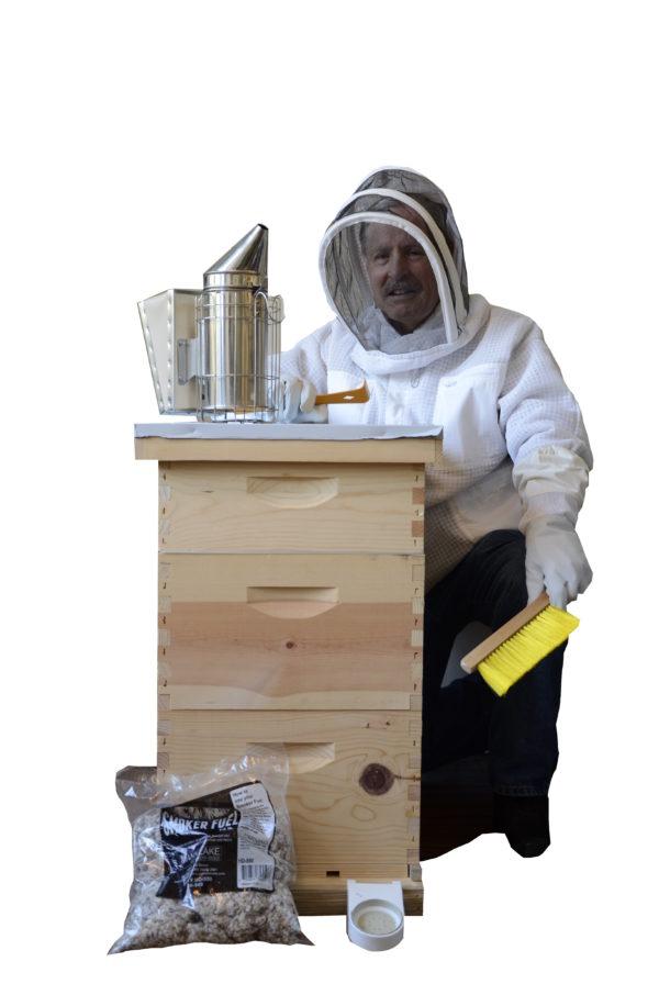 beginner beekeeping kit pro kit
