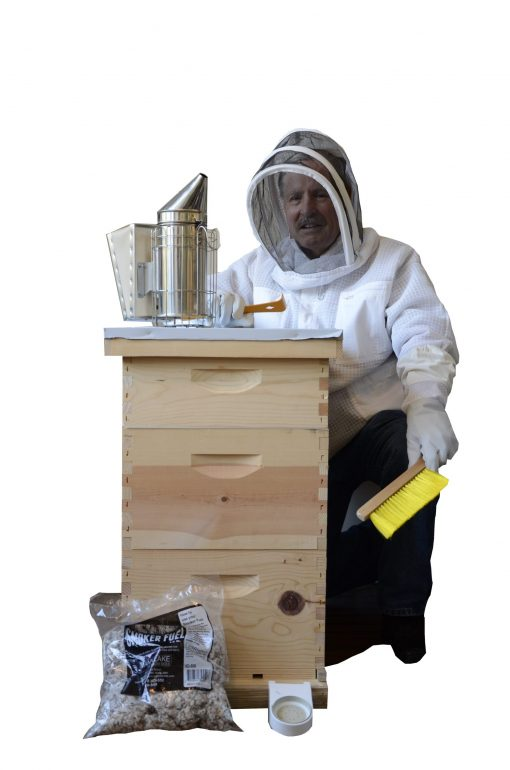 beginner beekeeping kit pro kit
