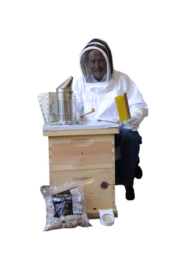 beginner beekeeping kit basic kit