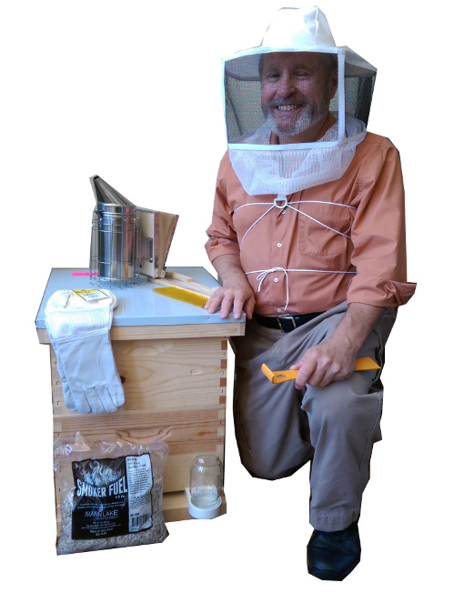 basic beginner beekeeping kit 2
