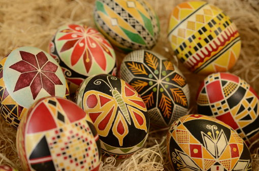 ukrainian pysanky egg workshop scottsville supply co