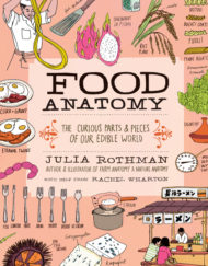 food anatomy julia rothman