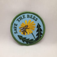 save the bee patch