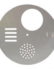 hd596 steel disc