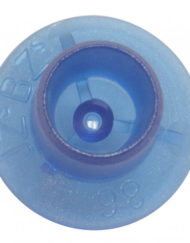 Base Mount Cell Cups 100 Pack (Blue)