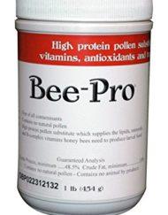 FD203 mann lake bee pro dry protein pollen sub