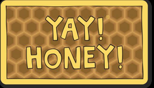 honey magnet honeycomb magnet