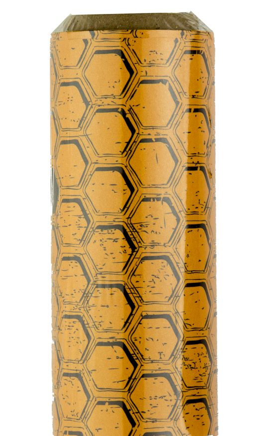 honeycomb wrapping paper bee wrapping paper