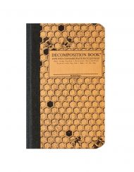 honeycomb pocket notebook bee notebook