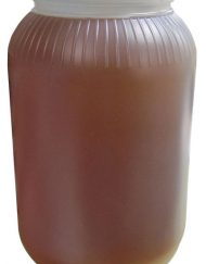 cn582 cn-581 wide mouth honey jar