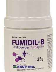 Fumidil-B fumiglin dc097 nosema treatment