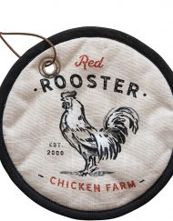 rooster pot holder